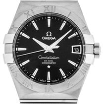 Omega Constellation Men 38mm Noir