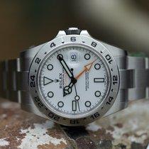 Rolex Explorer II Polar NEW Ref. 216570