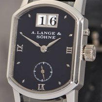 A. Lange & Söhne Arkade 18K white gold Lady's wristwat...