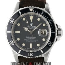 Rolex Submariner Mark I Matte Dial Bracelet Included Papers...