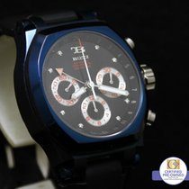 TB Buti Chronograph 43mm Automatic 2017 pre-owned Blue