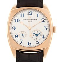 Vacheron Constantin Harmony 18k Rose Gold White Automatic...