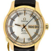 Omega De Ville Hour Vision 431.63.41.22.02.001 new