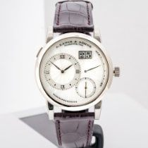 A. Lange & Söhne White gold Manual winding 110.030 pre-owned United States of America, Massachusetts, Boston