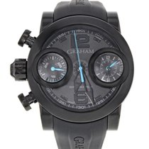 Graham Swordfish 2SWBB.U36L Stainless Steel PVD Automatic Men's