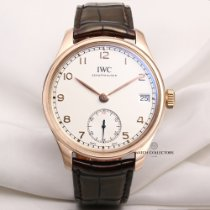 IWC Portuguese Hand-Wound IW510204 2013 brukt
