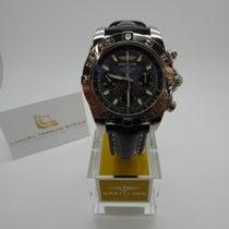 Breitling Chronomat 41 Stahl 41mm Schwarz