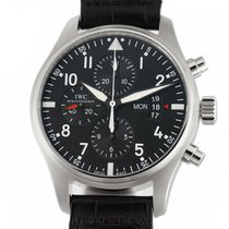 IWC Pilot Chronograph IW3777-01 2012 pre-owned
