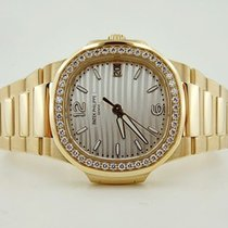 Patek Philippe Nautilus Quartz Rose Gold Ref. 7010/1R-011