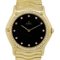 Ebel Classic Yellow gold 31mm Black United States of America, Florida, Boca Raton