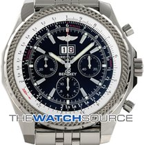 Breitling Bentley 6.75 new Automatic Chronograph Watch with original box