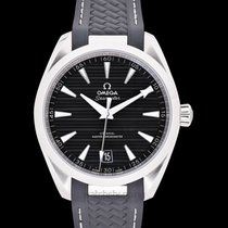 Omega Seamaster Aqua Terra Steel 41mm Black United States of America, California, San Mateo