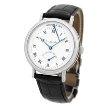 Breguet pre-owned Automatic 40mm White Sapphire crystal