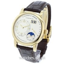 A. Lange & Söhne Yellow gold 38.5mm Manual winding 109.021 pre-owned