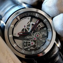 Christophe Claret 44mm Manual winding new Grey