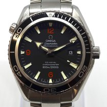 Omega 2200.51.00 Steel 2008 Seamaster Planet Ocean 45,5mm pre-owned