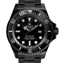 Rolex Sea-Dweller Deepsea Steel 44mm Black United States of America, California, Glendale