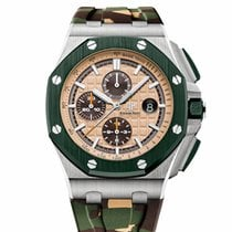 Audemars Piguet Royal Oak Offshore Chronograph 26400SO.OO.A054CA.01 Neuve Acier 44mm Remontage automatique