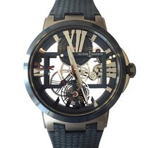 Ulysse Nardin Executive Skeleton Tourbillon 1713-139 2018 new