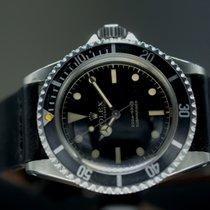 Rolex 5512 Acciaio Submariner (No Date) 40mm