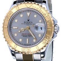 Rolex 169623 Goud/Staal 2003 Yacht-Master 29mm tweedehands Nederland, Katwijk aan zee