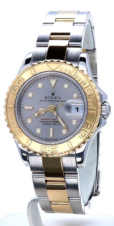 Rolex Yacht-Master 169623 2003 tweedehands