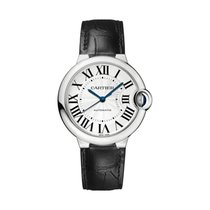 Cartier Ballon Bleu 36mm new 2018 Automatic Watch with original box and original papers W69017Z4