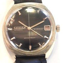 Citizen Stahl 35mm Automatik gebraucht