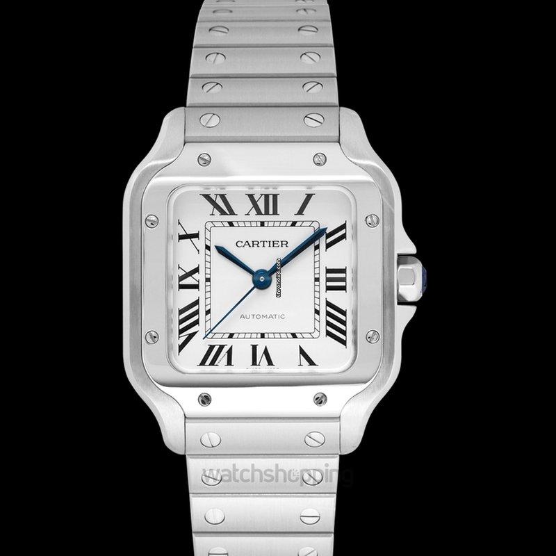 861c2b6e183 Cartier Santos - all prices for Cartier Santos watches on Chrono24