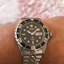 Seiko Kinetic 5m43 1995 pre-owned