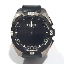 Tissot Titan Kvarc Crn Bez brojeva 45mm nov T-Touch Expert Solar