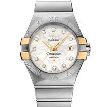 Omega Constellation Ladies 123.20.31.20.55.004 yeni