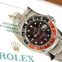 Rolex 16710 Stal 2003 GMT-Master II 40mm używany