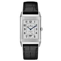 Jaeger-LeCoultre Reverso Duoface Steel 47mm Silver Arabic numerals United States of America, New York, New York