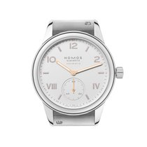 NOMOS Club Campus Neomatik new Automatic Watch with original box and original papers Nomos 748
