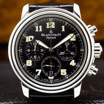 Blancpain Steel 38mm Automatic 2185F-1130-63B pre-owned