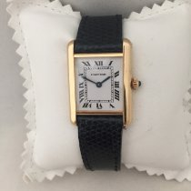 Cartier Tank Louis Cartier Yellow gold