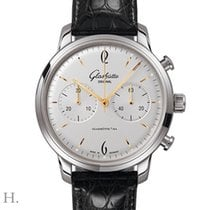 Glashütte Original Sixties Chronograph 1-39-34-03-22-04 2019 new