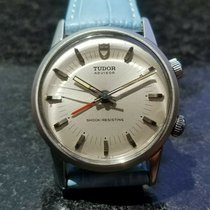 Tudor Heritage Advisor Steel 35mm Silver United States of America, California, Beverly Hills