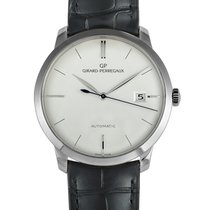 Girard Perregaux 1966 White gold 38mm White United States of America, Pennsylvania, Southampton
