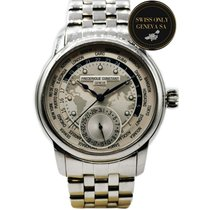 Frederique Constant Steel 42mm Automatic FC-718WM4H6 pre-owned