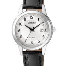 Citizen Steel 29mm Quartz FE1081-08A new