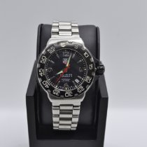 TAG Heuer Formula 1 Lady Steel 35mm Black Arabic numerals