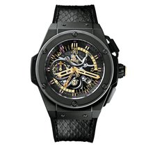 Hublot King Power Ceramic Black United States of America, New York, New York