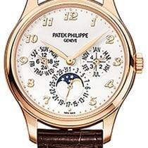 Patek Philippe Perpetual Calendar Rose gold 39mm Champagne