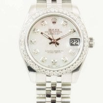 Rolex Lady-Datejust Steel 31mm Mother of pearl No numerals United States of America, California, Newport Beach, Orange County