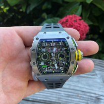 Richard Mille RM011-03 Titanium RM 011 49.94mm pre-owned