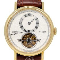 Breguet Classique Complications Yellow gold 39mm Silver United States of America, Florida, Boca Raton