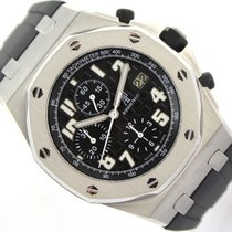 Audemars Piguet Steel 42mm Automatic 26170ST.OO.D101CR.03 pre-owned