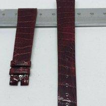 Piaget Accesorios Reloj de caballero/Unisex nuevo Piel de lagarto Rojo